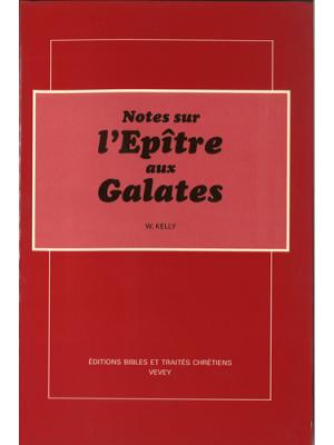 Notes sur l'épître aux Galates