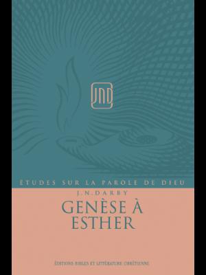 Genèse à Esther, JND - Vol 1