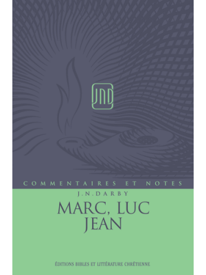 Commentaires et Notes - Vol 7 - Marc, Luc, Jean