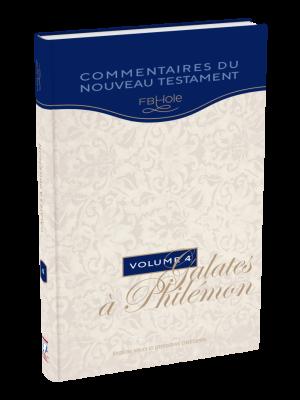 Galates à Philémon,  F.B.Hole - Vol 4