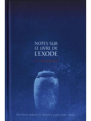 Notes sur le livre de l'Exode