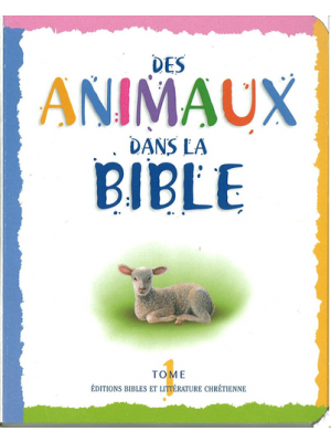 Des animaux dans la Bible, n°1
