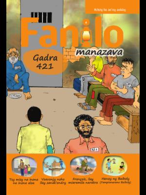 Fanilo n° 4, malgache