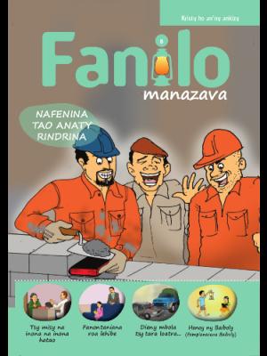 Fanilo n° 8, malgache