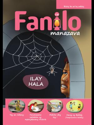 Fanilo n°10, malgache
