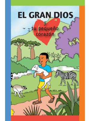 Le grand Dieu et ton petit coeur, espagnol