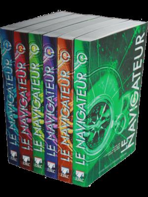 Le Navigateur, volumes 1 à 6