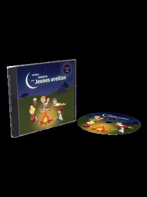 Vieilles histoires pour jeunes oreilles, CD MP3