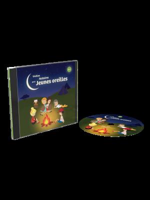 Vieilles histoires pour jeunes oreilles, CD n°3