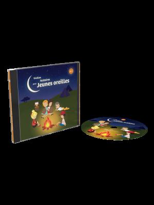 Vieilles histoires pour jeunes oreilles, CD n°5