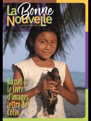 La Bonne Nouvelle, abonnement papier 6 n°, bimestriel