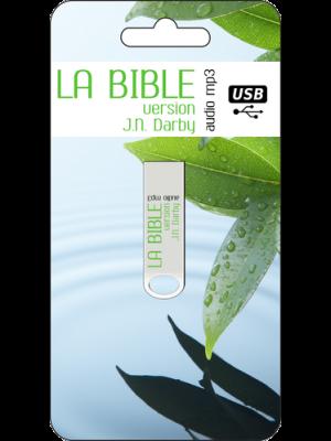 Clé USB Bible Darby Audio format MP3