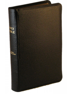 Bible simili, petit format, version J.N. Darby, anglais