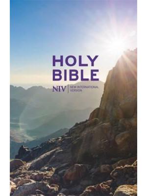 Bible cartonnée, petit format, anglais