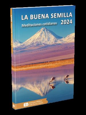 Calendrier La Bonne Semence 2020, livre, espagnol