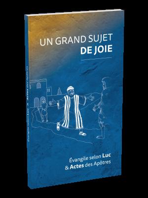 Evangile selon Luc - Actes des Apôtres, illustré