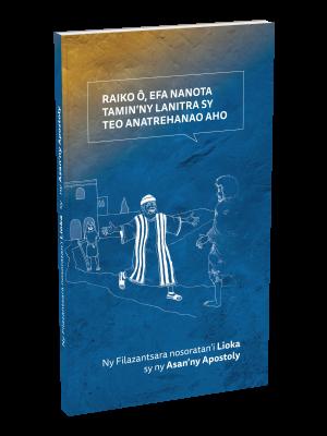Evangile selon Luc - Actes des Apôtres, illustré, malgache