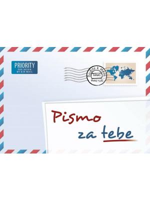 Une lettre pour vous, croate