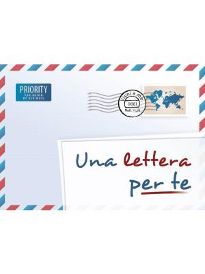Une lettre pour vous, italien