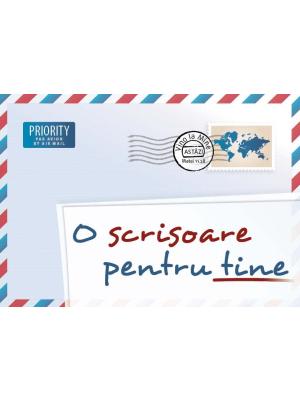 Une lettre pour vous, roumain