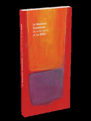 """Nouveau Testament Editions """"La Bonne Semence"""", format de poche, couverture balacron"""