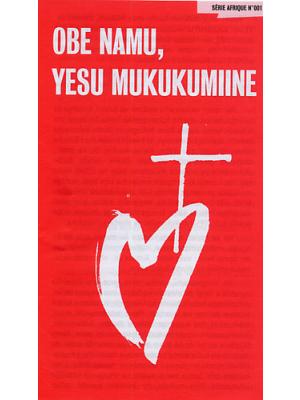 Toi aussi Jésus t'aime, Kisongye