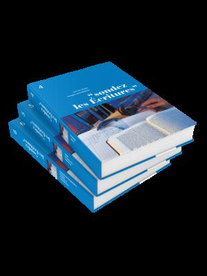 Sondez les écritures, volumes 04 à 06