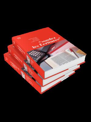 Sondez les écritures, volumes 10 à 12