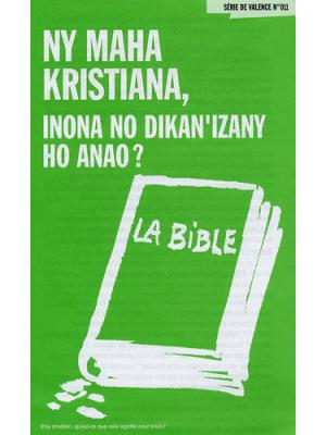 Être chrétien, malgache