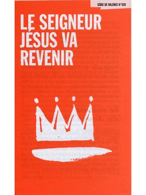 Le Seigneur Jésus va revenir (paquet de 100)