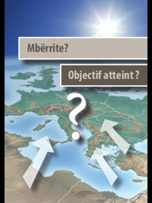 Objectif atteint ? Albanais Français
