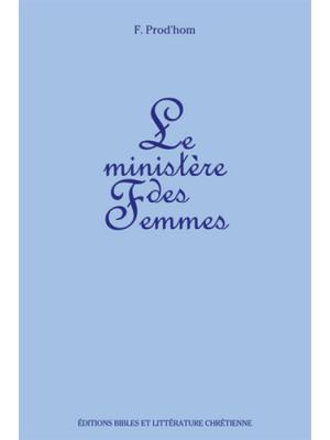 Le ministère des femmes