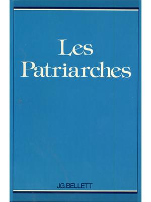 Les patriarches, broché