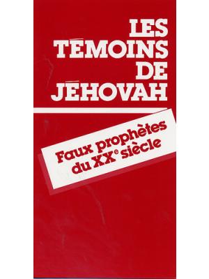 Témoins de Jéhovah, Faux prophètes du 20e siècle