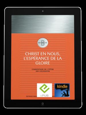 Christ en nous, l'espérance de la gloire -eBook