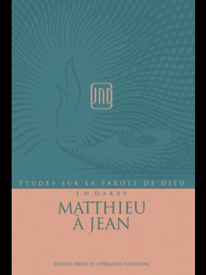 Matthieu à Jean JND - Vol 3