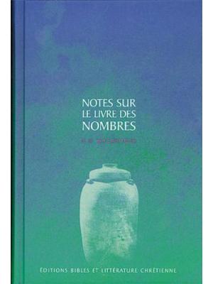 Notes sur le livre des Nombres