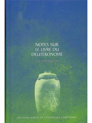 Notes sur le livre du Deutéronome