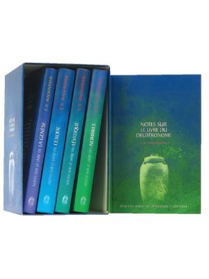 Notes sur les livres de Genèse à Deutéronome