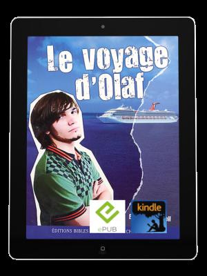 Le voyage d'Olaf -eBook