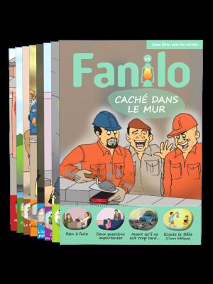 Fanilo, n° 1 à 10, en français