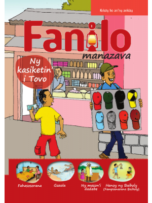 Fanilo n° 1, en malgache