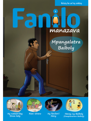 Fanilo n° 5, malgache