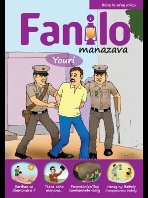 Fanilo n° 6, malgache