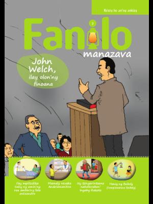 Fanilo n° 7, malgache
