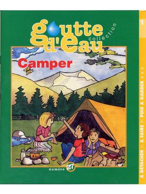 Goutte d'eau n°27 : Camper