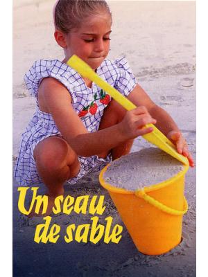Un seau de sable