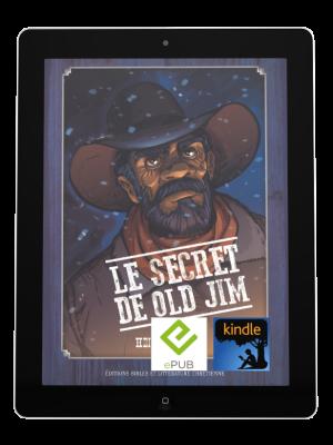 Le secret de Old Jim -eBook