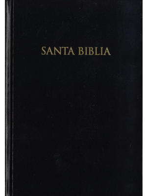 Bible espagnol, cartonnée