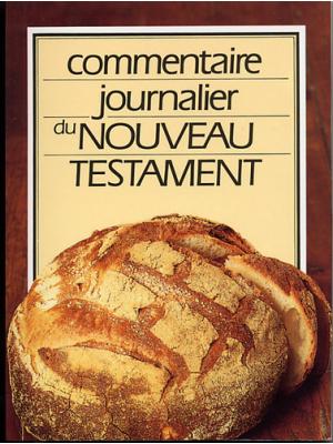 Commentaire journalier du Nouveau Testament
